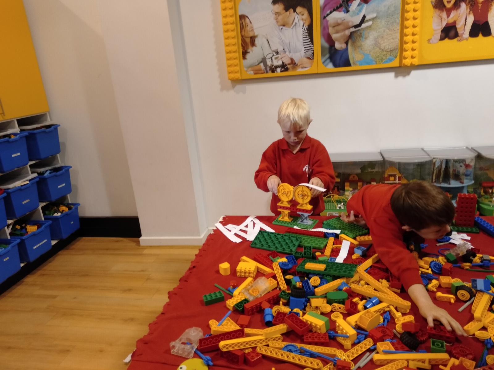 Lego Centre Excursion