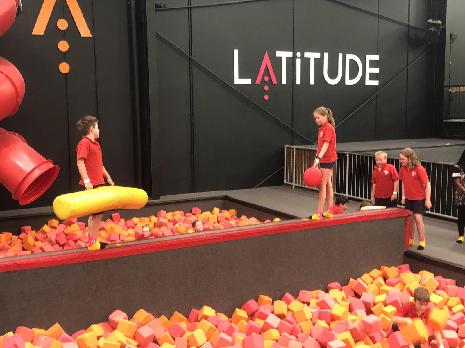 Gr 3-4 Latitude Fun Day