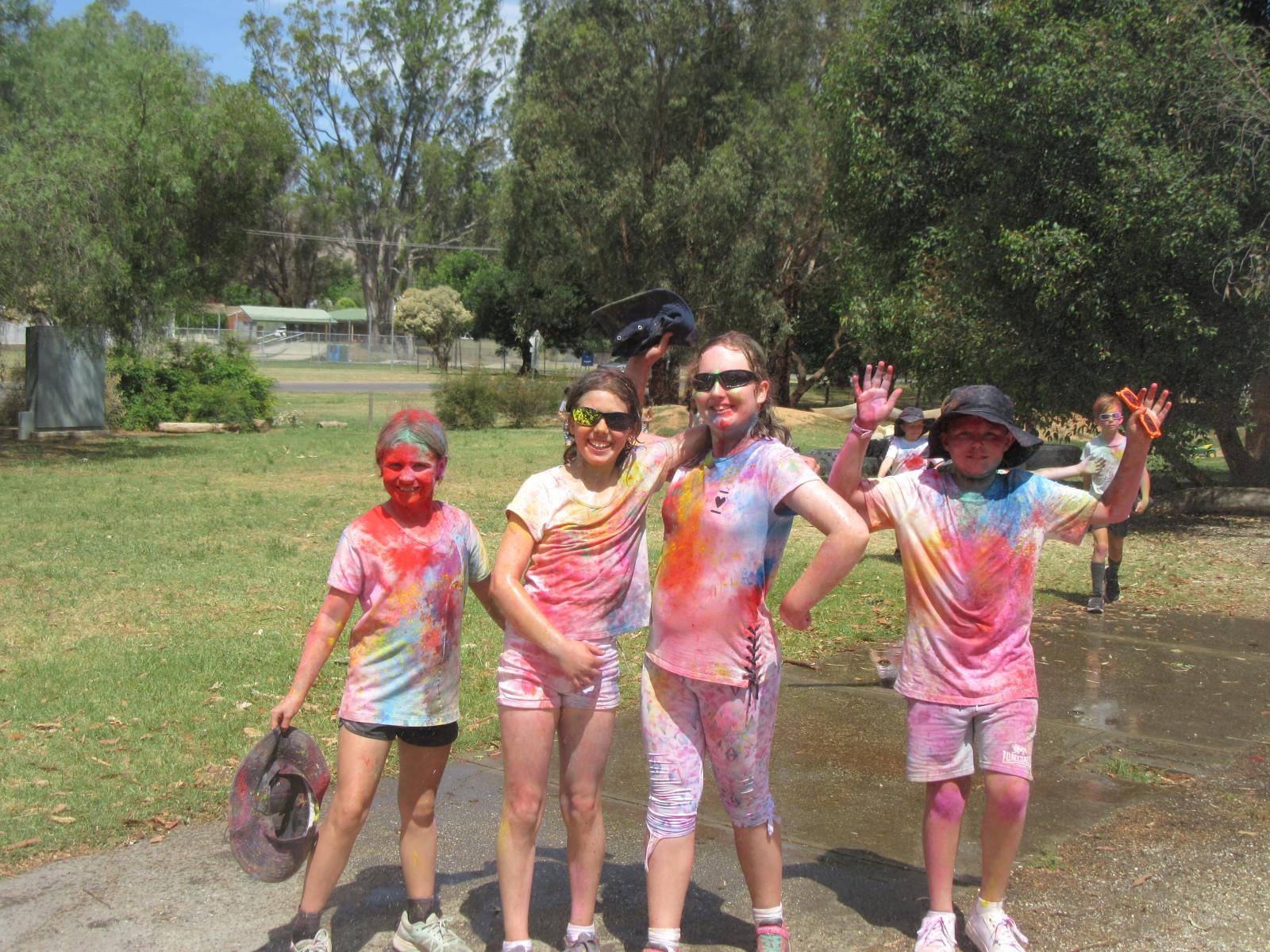 Colour Fun Day